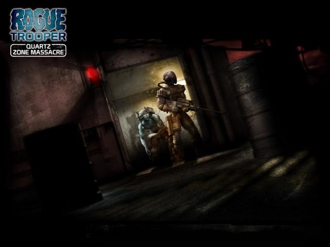 Rogue Trooper: Quartz Zone Massacre обои для рабочего стола 1600x1200 rogue,